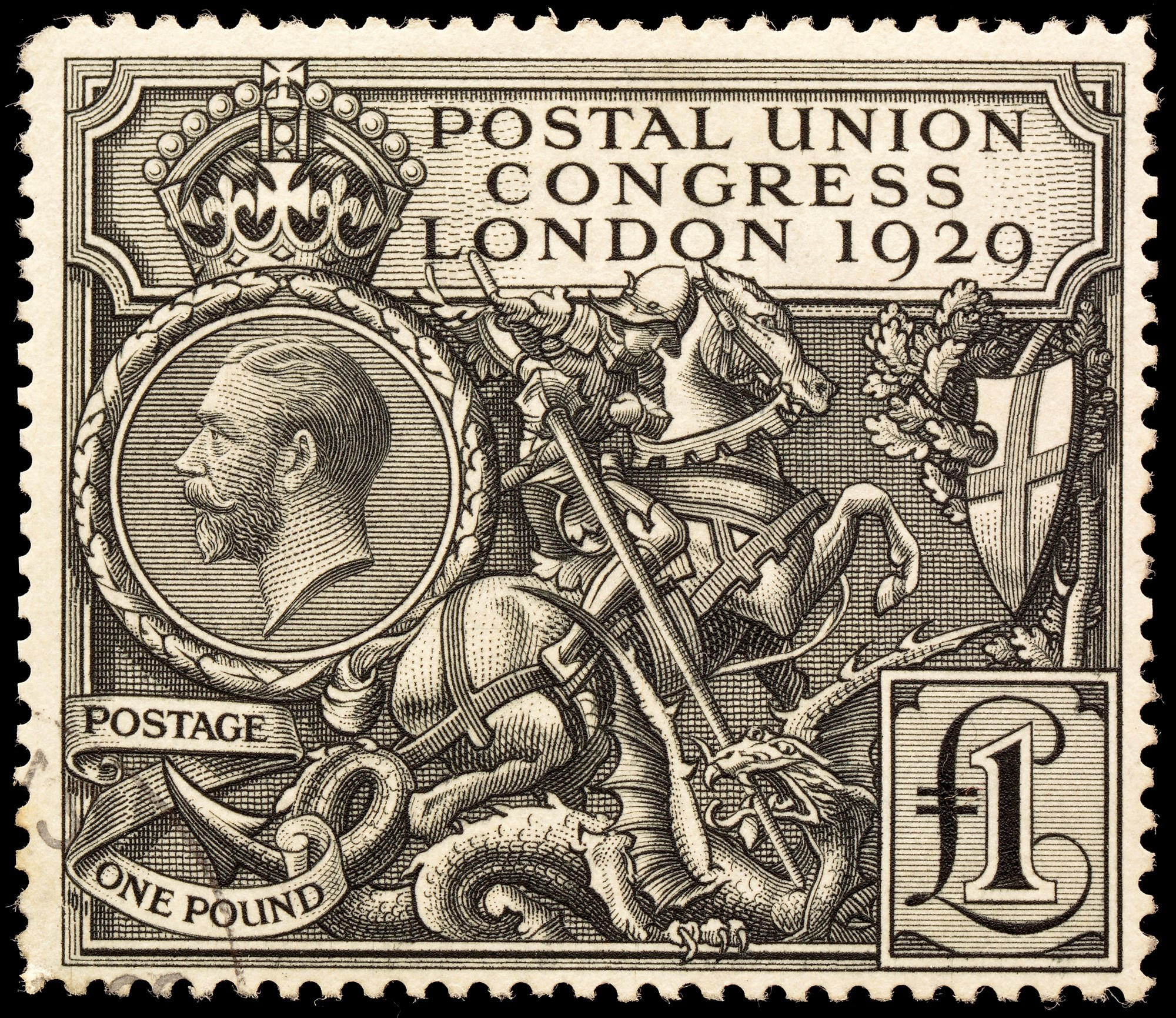 The Stamps, Postal History, Postcards & Coins Sale