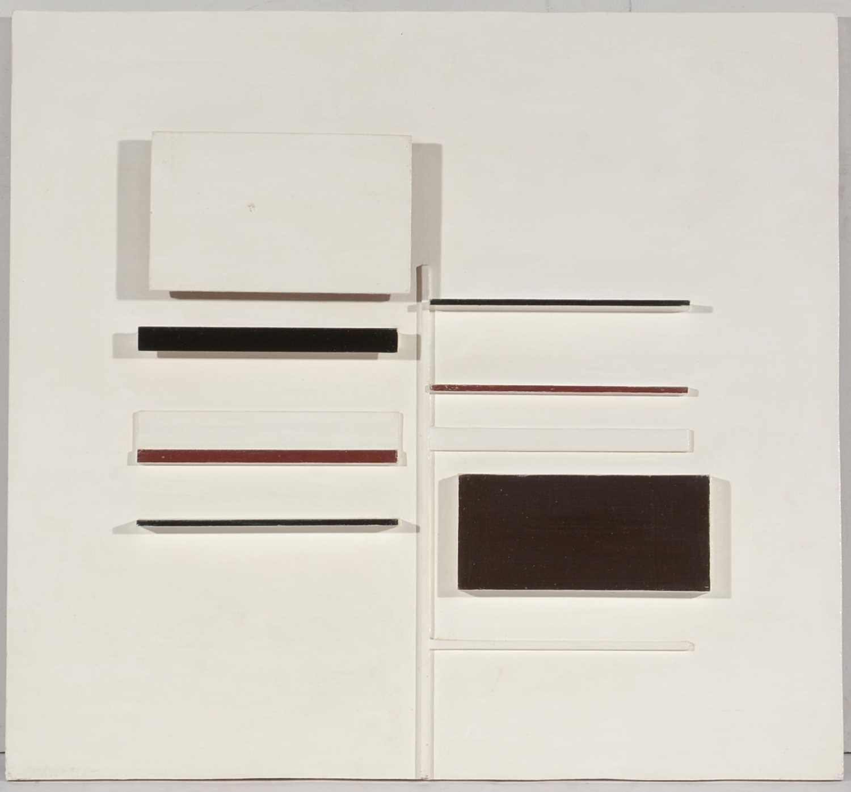 Victor Pasmore artwork sells for £62,500 (inc buyers premium)