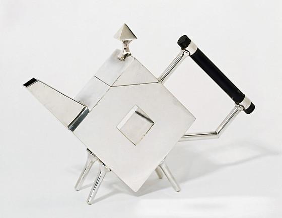 Christopher Dresser teapot