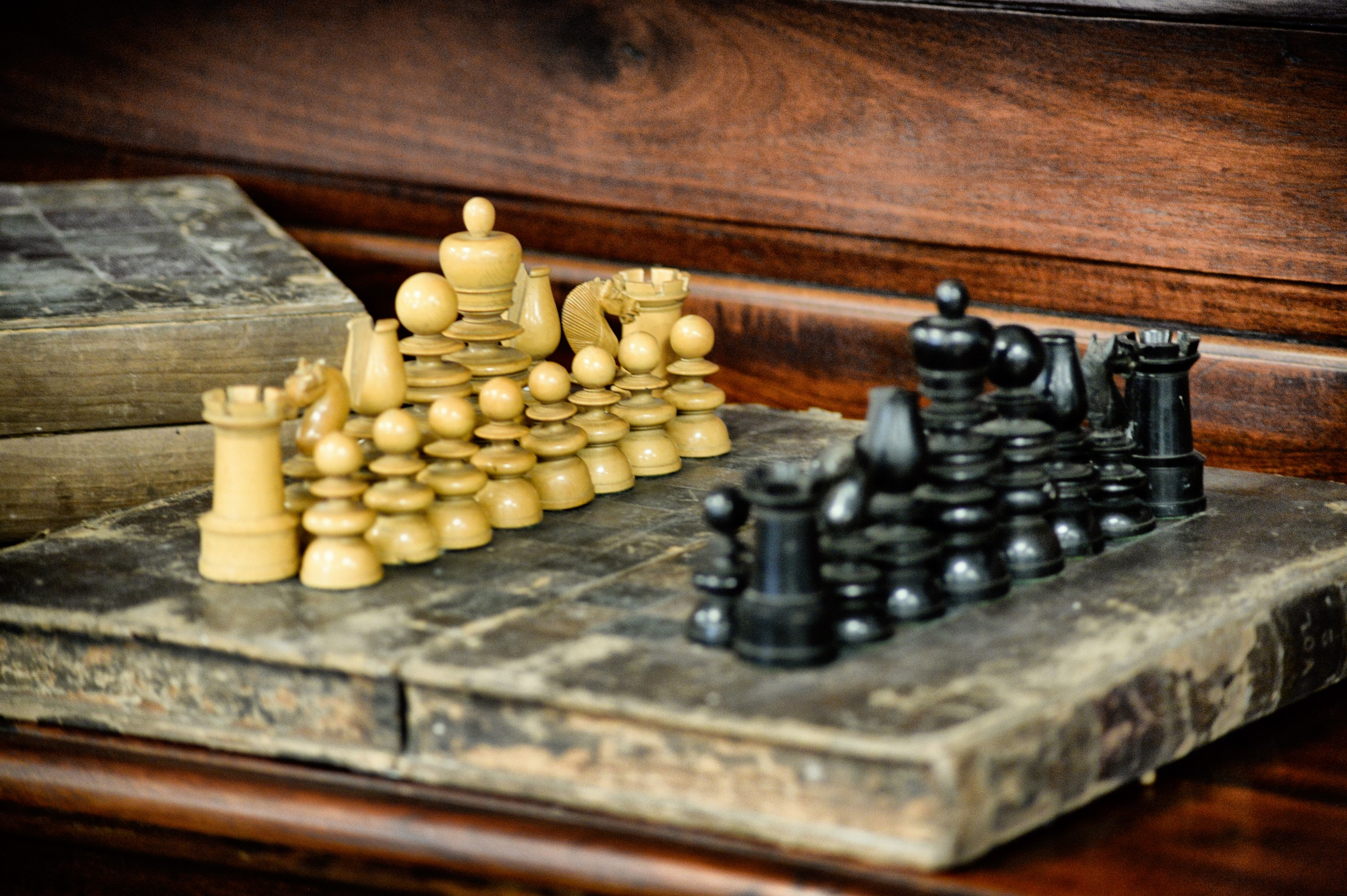 Jaques of London Chess Set demands attention from across the globe