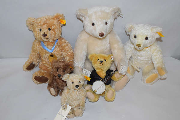 The Teddy Bear Sale