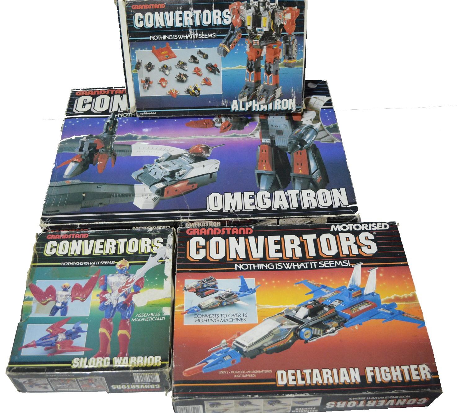 Grandstand Convertors
