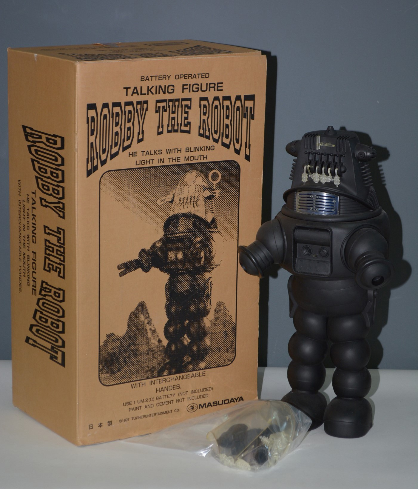 Robby the talking Robot by MT Masudaya,