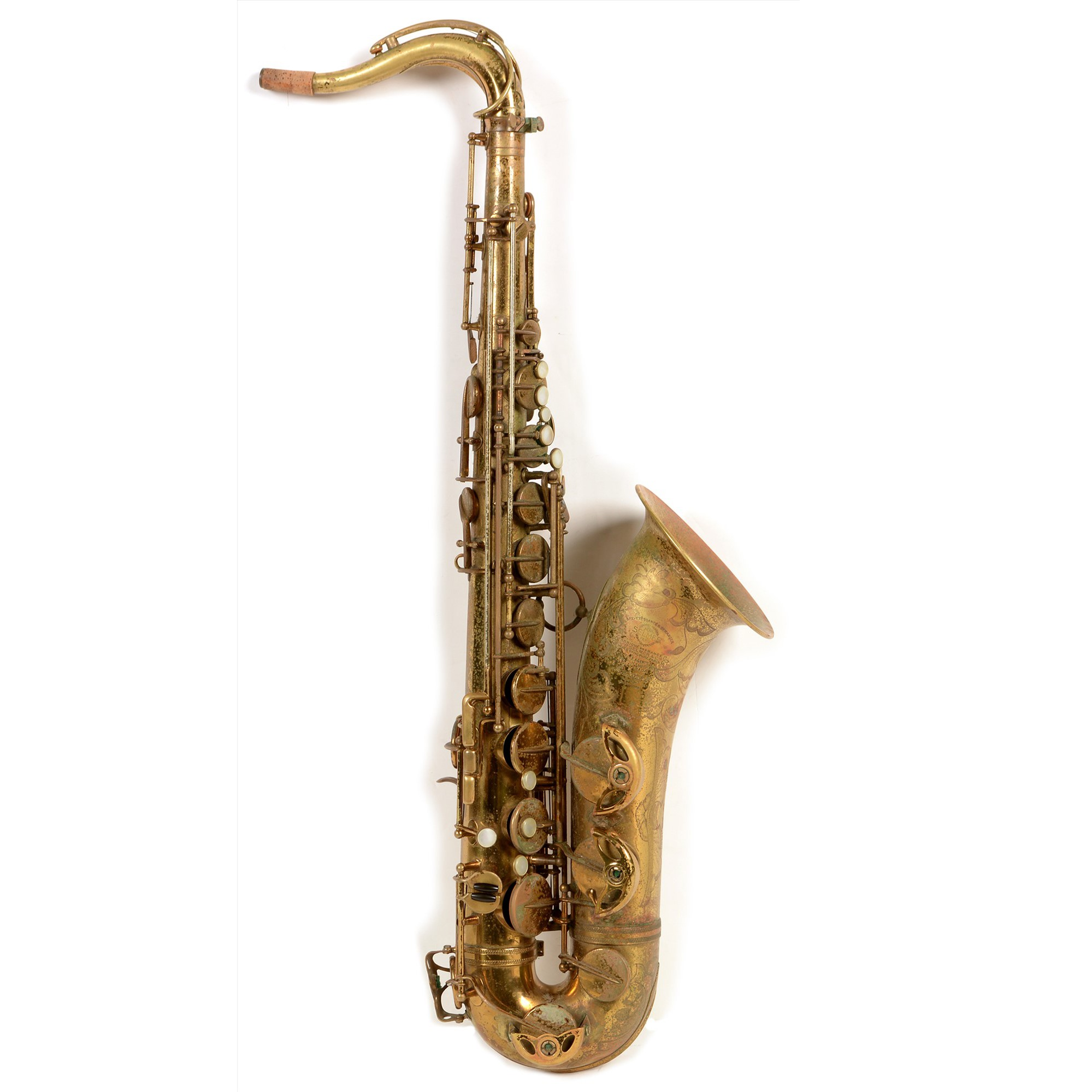 Saxophone Collection Sold at Auction