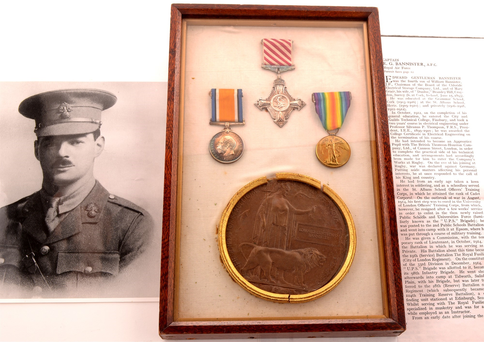 The Medal Auction, including the David Mabon Collection