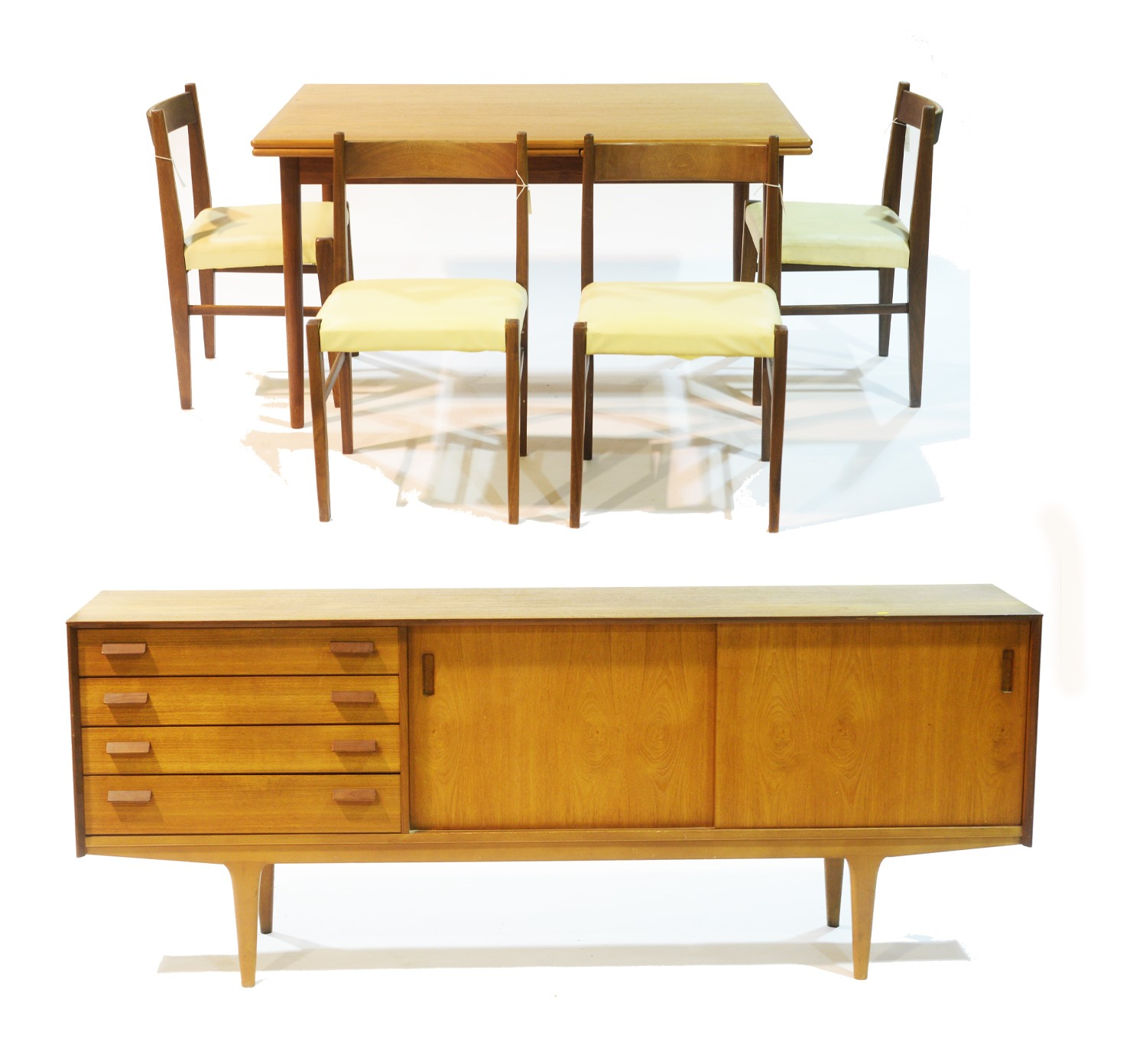 G-Plan 1960s dining suite