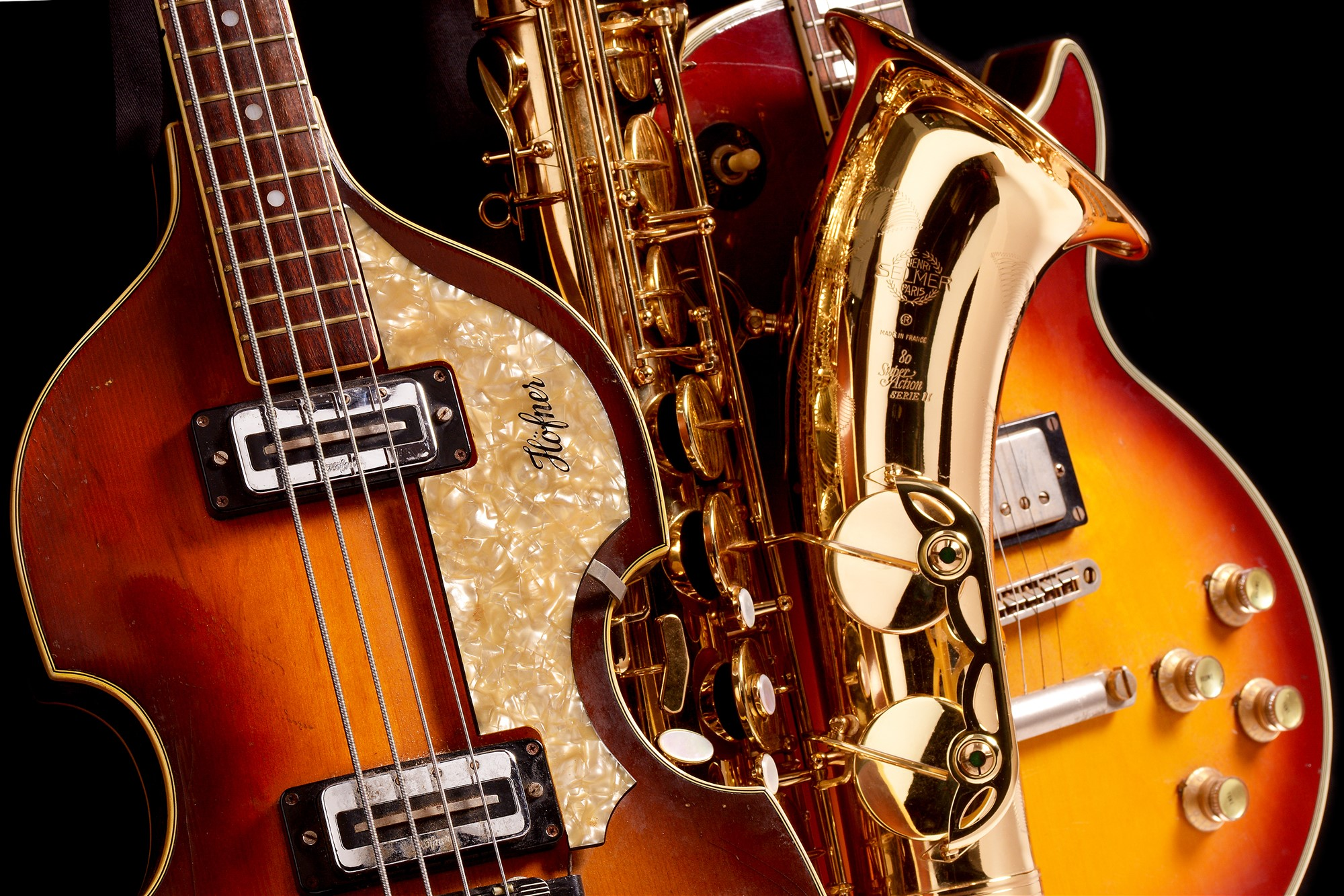 The Musical Instruments Sale