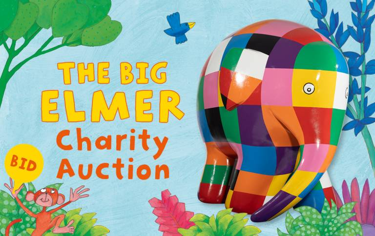 The Big Elmer Charity Auction