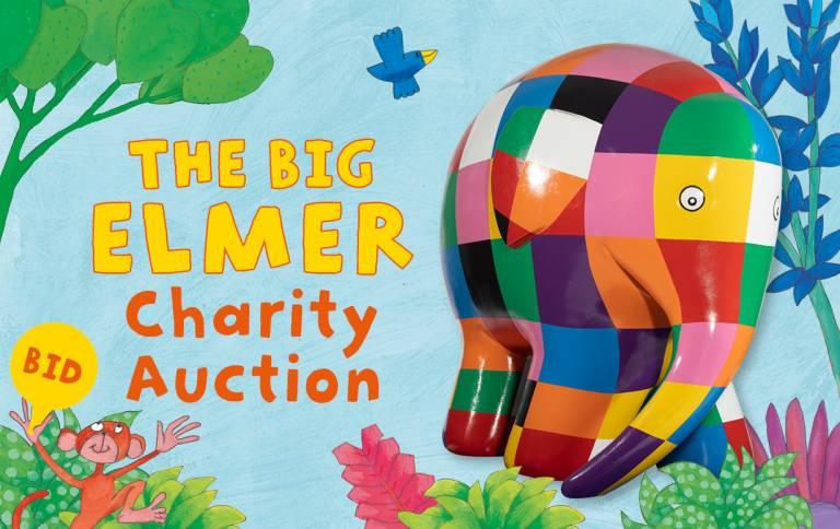 The Big Elmer Charity Auction