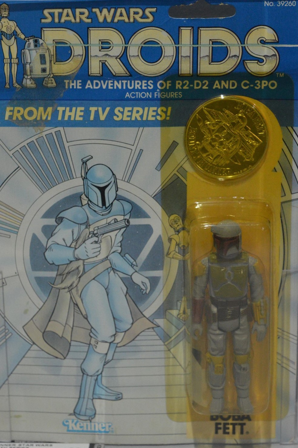 Star Wars Droids Boba Fett by Kenner