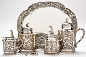 Silver & Objects of Virtu