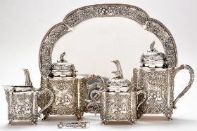 Silver & Objects of Virtu