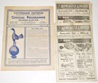 Lot 20-Newcastle United v Sheffield Wednesday, April...