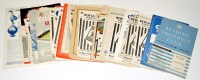 Lot 68 - Newcastle United football programmes, for the...