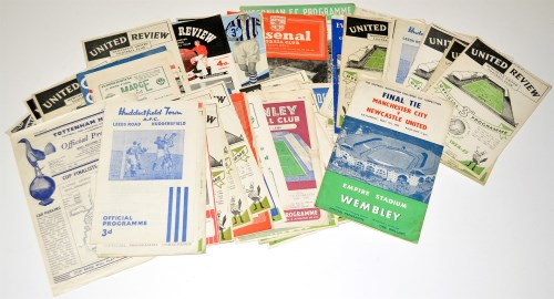 Lot 69-A complete set of Newcastle United football...