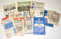 Lot 70 - Newcastle United football programmes, for the...