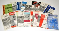 Lot 81 - Newcastle United football programmes, for the...