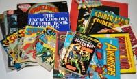 Lot 1000 - The Encyclopedia Of Comic Book Heroes Volume 1...
