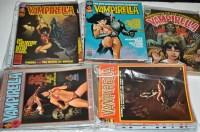 Lot 1002 - Vampirella magazine by Warren - sundry issues,...