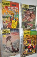 Lot 1004 - Classics Illustrated, sundry issues, earliest...