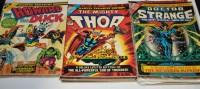 Lot 1005 - Marvel Treasury Editions - The Hulk, Dr....