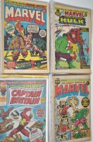 Lot 1009 - The Mighty World Of Marvel Comic (British...