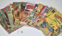 Lot 1010 - British reprint comics of the 1950's,...