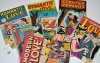 Lot 1014 - Modern Love, by E. C. Comics No.3, Romantic...