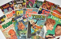 Lot 1019 - Four-Colour Comics, by Dell including: The...