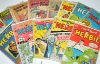 Lot 1021 - Herbie Nos.1, 2, 6, 11, 12, 13, 15, and 16;...