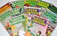 Lot 1026 - Green Lantern Nos.11-20, and 24. (11)