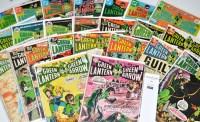 Lot 1030 - Green Lantern and Green Arrow Nos.77-100...