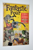 Lot 1033 - The Fantastic Four No.2.