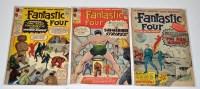 Lot 1037 - The Fantastic Four Nos.13-15 inclusive. (3)