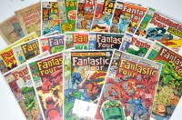 Lot 1042 - Fantastic Four Nos.81-90, 92, 95, 99, 104, 105,...