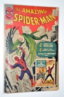 Lot 1043 - The Amazing Spider-Man No.2.