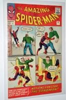 Lot 1044 - The Amazing Spider-Man No.4.