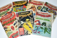 Lot 1049 - The Amazing Spider-Man Nos.29-32, and 34-36. (7)