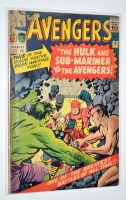 Lot 1054 - The Avengers No.3.