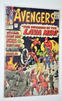 Lot 1055 - The Avengers No.5.