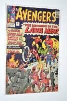 Lot 1056 - The Avengers No.5.