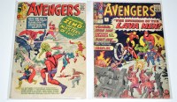 Lot 1057 - The Avengers No.5 and 6. (2)