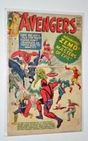 Lot 1058 - Avengers No.6.