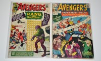 Lot 1059 - The Avengers Nos.7 and 8. (2)