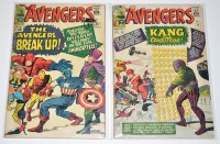 Lot 1060 - The Avengers Nos.8 and 10. (2)