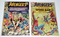 Lot 1061 - The Avengers Nos.11 and 12. (2)