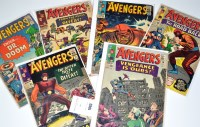 Lot 1063 - The Avengers Nos.20-25. (6)