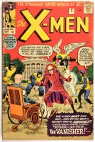 Lot 1065 - The X-Men No.2.