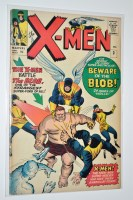 Lot 1066 - The X-Men No.3.