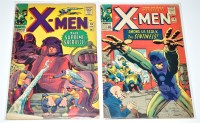 Lot 1072 - The X-Men Nos.14 and 16. (2)